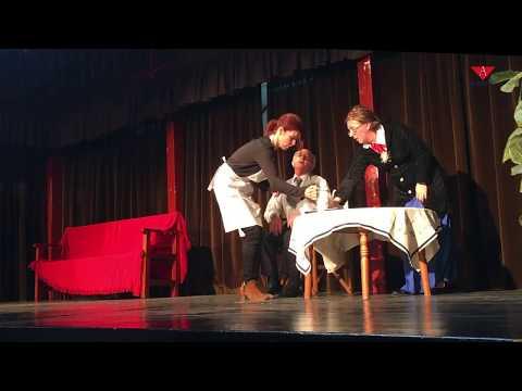 Teatro AMPA IESO Alconétar
