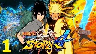 Naruto Shippuden: Ultimate Ninja Storm 4 - Online Battle - #1 RANKED!? - Video Youtube