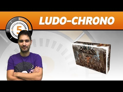 LudoChrono - Conan - English Version