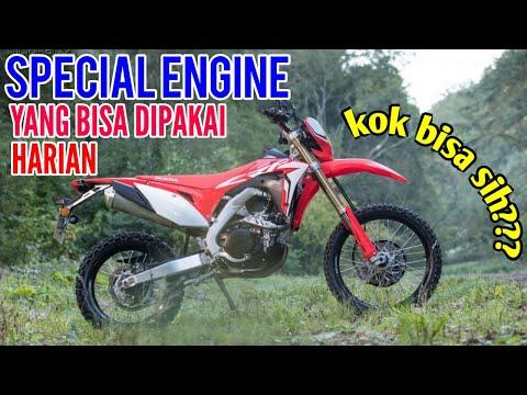 CRF 450L - Spesifikasi dan Harga. Auto Panik Denger Harganya Bro !!!