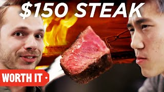 $16 Steak Vs. $150 Steak • Australia