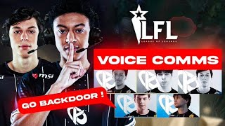 LFL : Voice Comms & Highlights de la Karmine Corp en semaine 1