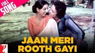 Jaan Meri Rooth Gayi Full Song  <b>Doosara Aadmi</b>  Rishi Kapoor  Neetu Singh
