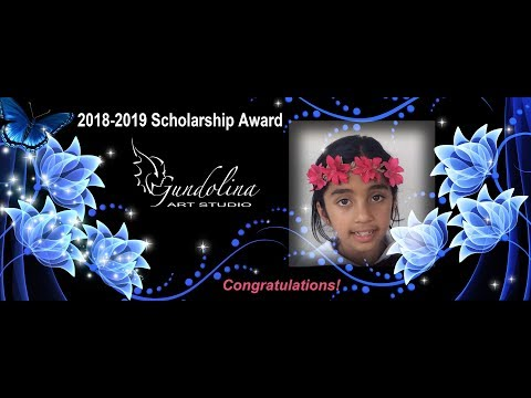 2018-2019 Art School Year / Scholarship Award