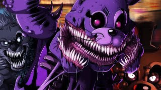 THE TWISTED ANIMATRONICS REVEALED! | Five Nights at Freddys The Twisted Ones (NEW FNAF Teaser)