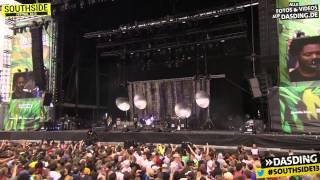 [HD] Bloc Party - We Found Love / Flux - Live @ Southside Festival 2013 [11/12]