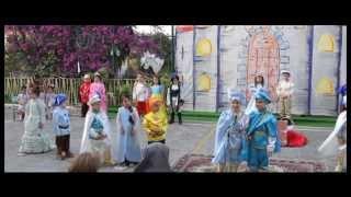 preview picture of video 'Istituto Maria Ausiliatrice Ottaviano - Recita fine anno scuola dell'infanzia  PRIMA PARTE'