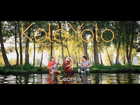 KoloYolo-Georgia (official 2016)New Jazz.ElectroEthno.WorldMusic. from Ukraine.Europe.