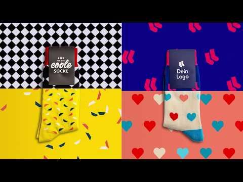 Sokke |Custom Socks |Personalisierte Socken aus Baumwolle für Damen und Herren