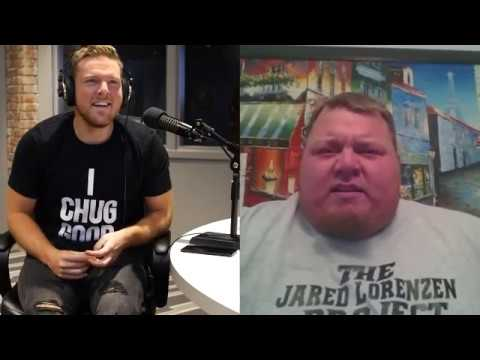 The Pat McAfee Show Simulcast Ep. 89- Pat and Jared Lorenzen Talk IFL and Lorenzen Project 11-2-17