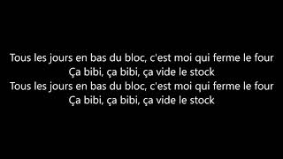 MAES MADRINA Feat BOOBA ( LYRICS OFFICIELS)