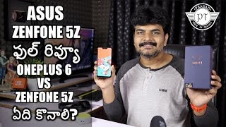 Asus Zenfone 5Z Review With Pros & Cons ll in telugu ll