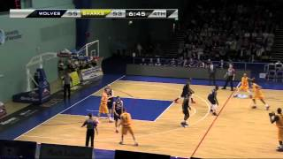 BBL TV Highlights: Zaire Taylor with the Steal and Slam