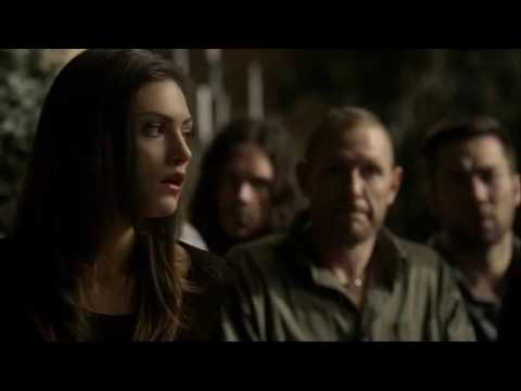 The Originals Season 2 Episode 10 - Vampires And Werewolves Trapped In A Barrier