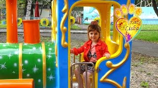 №2 Children's AMUSEMENT PARK. FANTASY PARK. Having fun. Парк Фантазия 1 часть - https://youtu.be/u_Y0sI_5xaE Все Видео Канала LiSkA KiTtY: