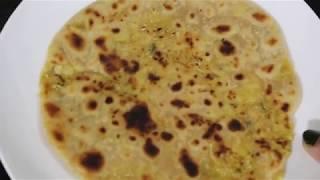 Mooli Paratha - How To Make Mooli Parath- Mooli Paratha Recipe