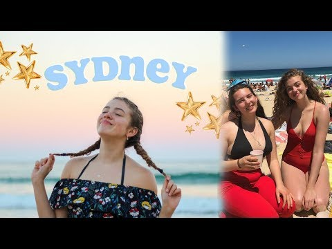 Sydney!! Australian Christmas, the Blue Mountains and Learning What Goon is...