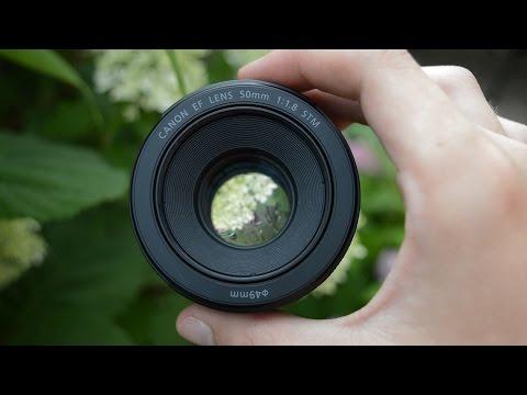 Review: Canon EF 50mm f/1.8 STM Objektiv