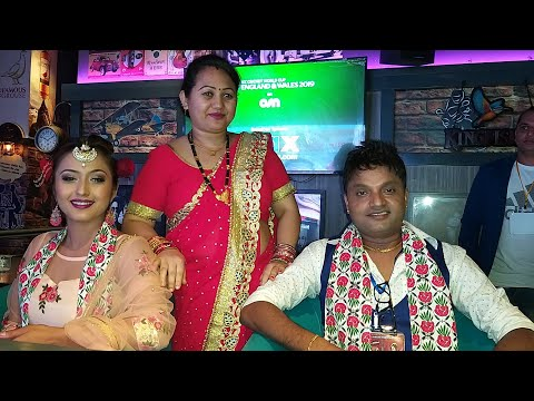new nepali lok dhohari geet lauri hariyo pasupati sharma and devi gharti mager live dance 2076/2019