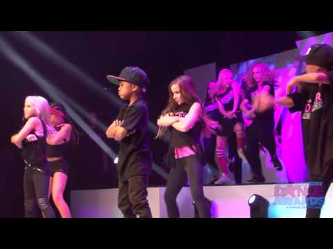 2016 INDUSTRY DANCE AWARDS Opening Number