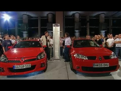Hot hatches | Top Gear | BBC