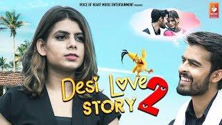 Desi Love Story 2 | Haryanvi Video 2019 |Rohit Sangwan ,Divya Gautam ,Anuj Ramgarhiya