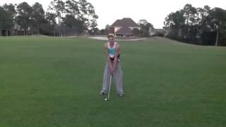 How To Hit A Golf Ball Otis Hurley Style