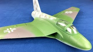 Unboxing Only - Freewing Lippisch P.15 64mm EDF Jet