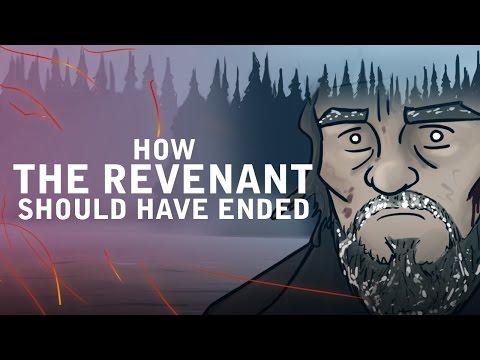 REVENANT Zmrtvýchvstání