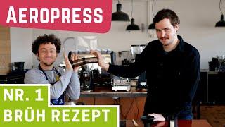Aeropress Rezept - die Bypass Methode [Tutorial] [Deutsch]