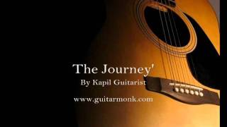 The Journey, Guitar Bollywood Tune - kapilguitarist