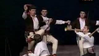 Tanec - Teškoto oro