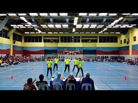 SAF UITM SHAH ALAM 2019 Aerodance - FSPU (L)