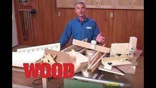 12 Great Tablesaw Jigs with Jim Heavey - WOOD magazine