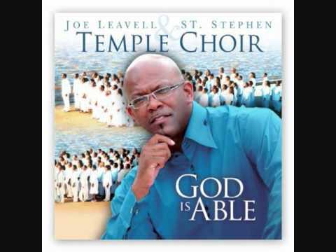 Joe Leavell & St. Stephen Temple Choir – Use Me