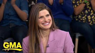 Lake Bell talks starring in the new ABC comedy 'Bless This Mess' l GMA