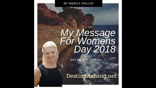 Message On International Womens Day