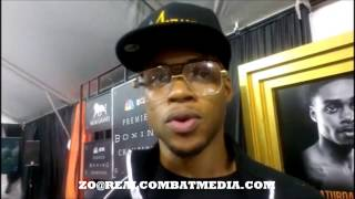 ERROL SPENCE JR GIVES HIS THOUGHTS ON KEITH THURMAN & BRONER PORTER! THURMAN VS COLLAZO PBC ON ESPN!