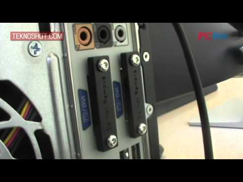 HP Envy 700 - Interface & Konektivitas