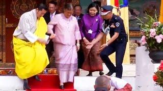 """► """"สมเด็จพระเทพฯ"""" เสด็จฯ เยือน  """"ภูฏาน"""" 3/4 👑"""