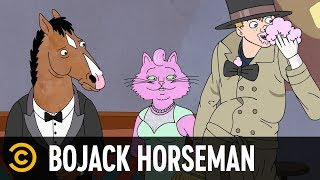 Vincent Adultman: Sexy Bachelor or Three Boys in a Trench Coat? - BoJack Horseman
