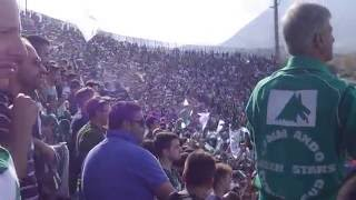 preview picture of video 'E gireremo tutto lo stivale cantando sempre forza l'Avellino con sciarpata'