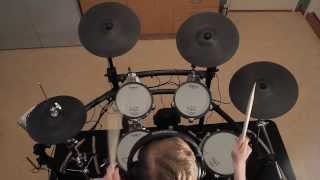 Steely Dan - Kings (Drum Cover)