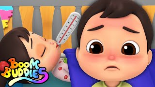 Sick Song | Boo Boo song | Old Macdonald | Five Little Babies | No No Song from boom buddies