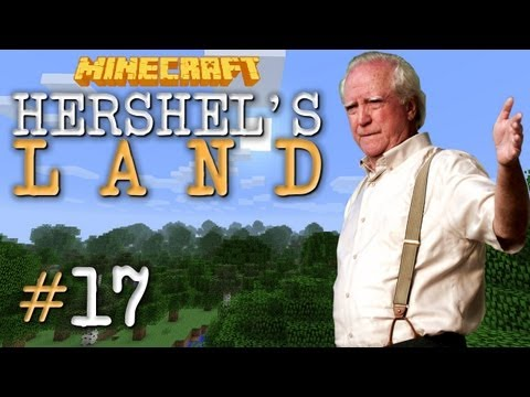 Hershel's Land Pt17 w/ Nova and Danz (Minecraft)