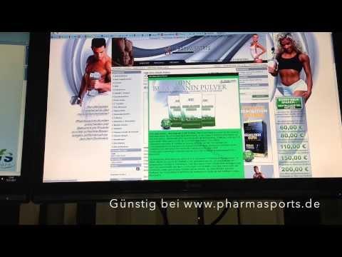 DDN Beta Alanin Pulver Die deutschen Nährstoffexperten