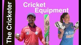 The Cricketer: Basic Cricket Equipment