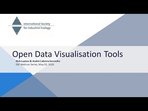 Open Data Visualisation Tools - Rick Lupton & André Cabrera Serrenho
