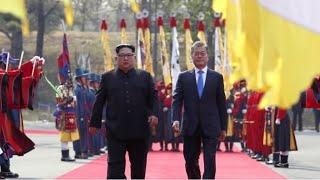 金正恩氏歓待儀礼に彩られた首脳会談の1日を振り返る
