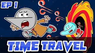 THE TIME TRAVEL | Angry Prash